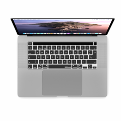 X21284- Spanish-Keyboard Cover for MacBook Pro 13 and 16 inch-2