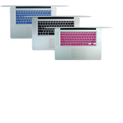 EZQuest's Macbook color keyboard covers