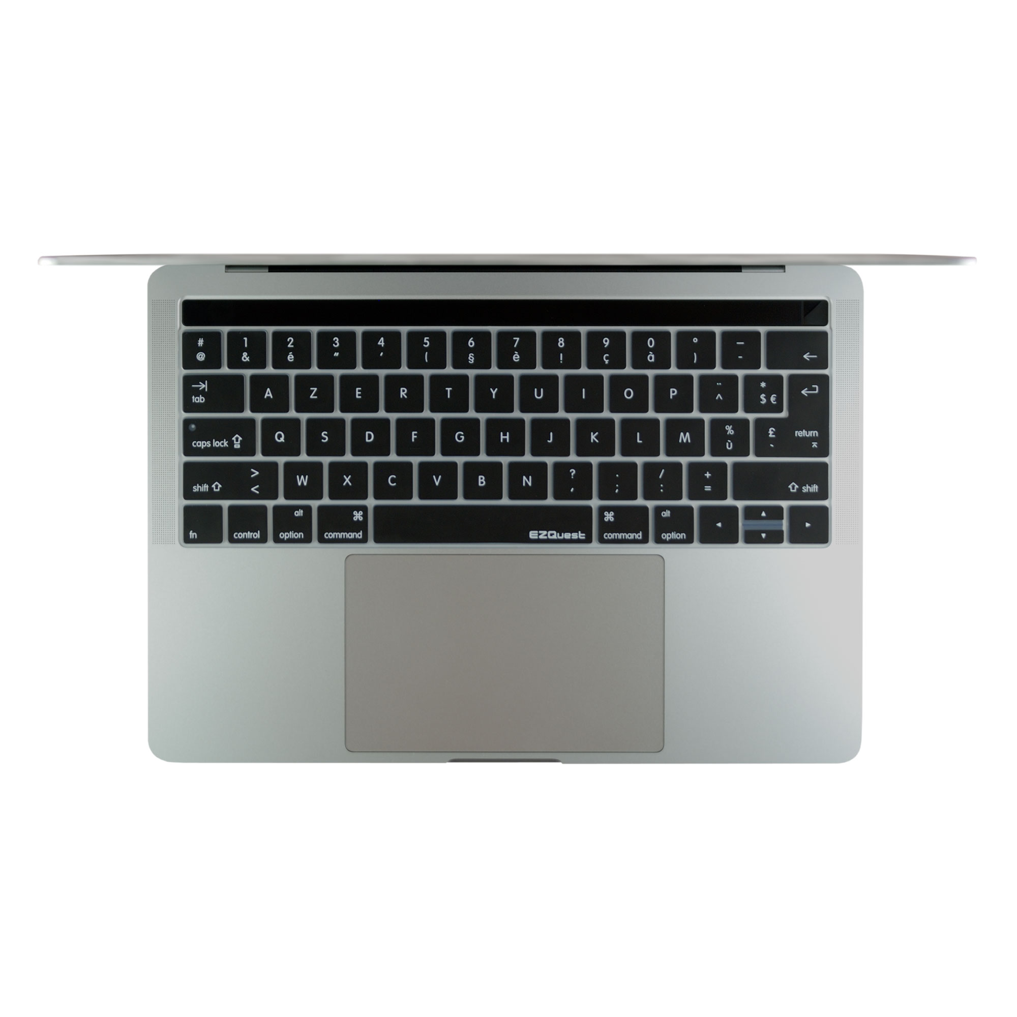 Ultra Thin Silicone Keyboard Cover Protector Skin for MacBook Air 11 Soft Keyboard Stickers-White