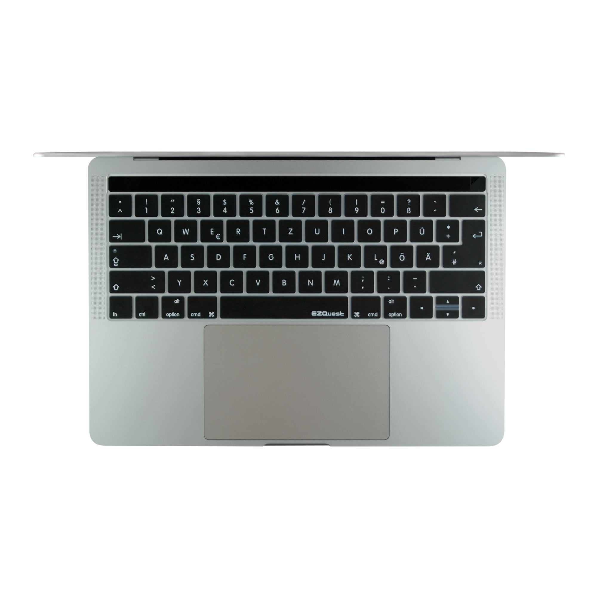 German keyboard cover german keyboard for macbook pro with touch bar loading zoom biocorpaavc Image collections