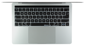 Turkish keyboard covers for 2016 MacBook Pro with Touch Bar