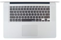 macbook clear keyboard covers