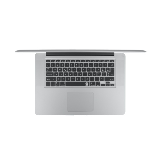EZQuest Italian-English keyboard cover for MacBook Pro.