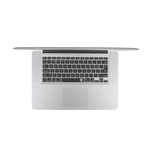 EZQuest Portuguese keyboard covers for MacBook Pro.
