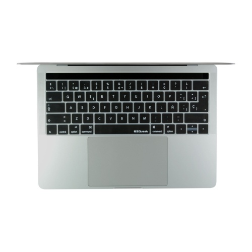 EZQuest Spanish keyboard covers for 2016 MacBook Pro