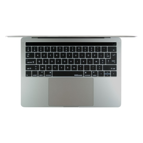 French keyboard cover for 2016 MacBook with Touch Bar