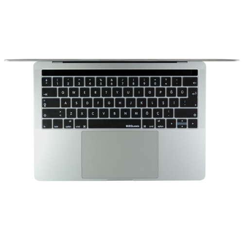 MacBook Pro with Touch Bar Turkish keyboard cover