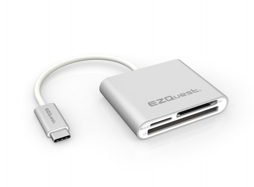USB-C Multiple Port Card Reader