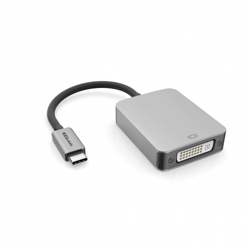 USB-C to DVI Adapter