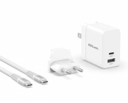 UltimatePower 65W GaN USB-C PD Wall Charger