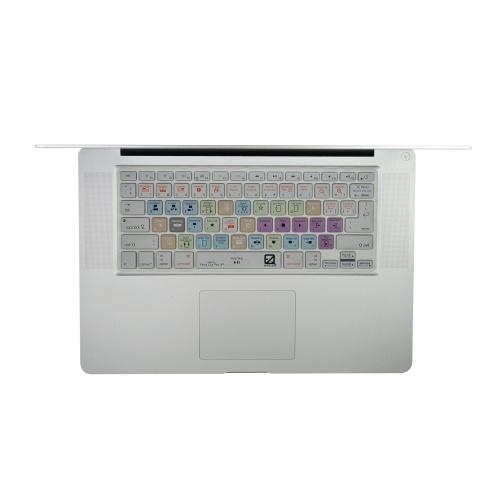EZQuest's Final Cut Pro X Keyboard Shortcuts covers.
