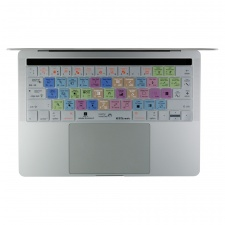 Illustrator keyboard shortcuts cover for new MacBook Pro