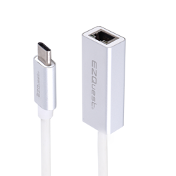 USB C Gigabit Ethernet Adapter