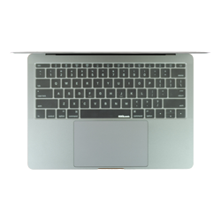 clear keyboard cover for macbook pro without touch bar